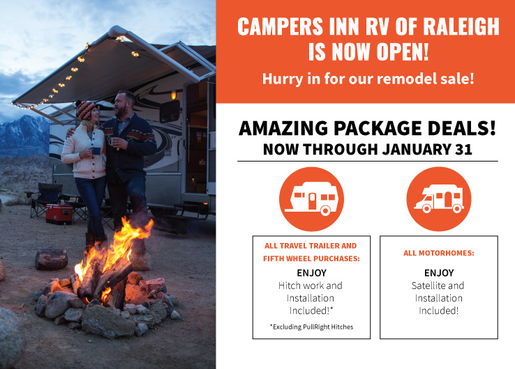 Campers Inn Raleigh Nc Rv Dealer North Carolinia Rv