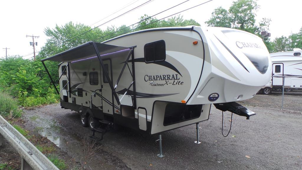 New 2016 Coachmen RV Chaparral X-Lite 28BHS Photo