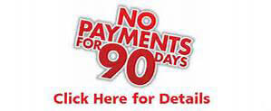 No Payment 90 Days