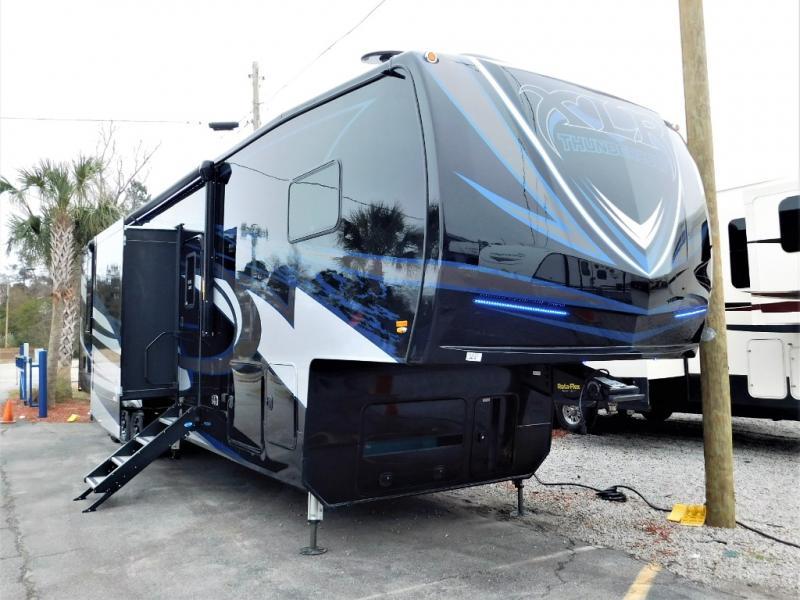 New 2019 Forest River RV XLR Thunderbolt 422AMP Toy Hauler
