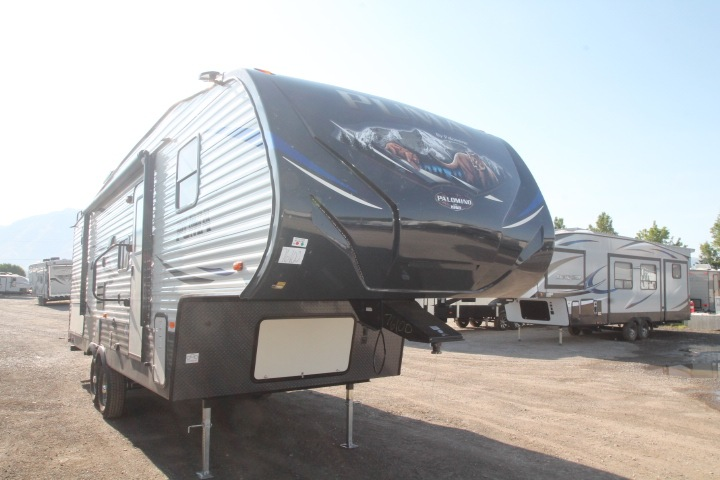 New 2019 Palomino Puma 286RBSS Fifth Wheel at Castle Country RV