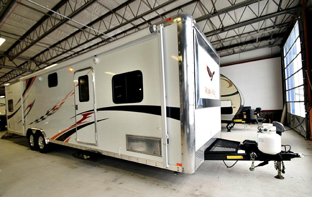 Used 2012 Forest River RV Work and Play WTF30FS Photo