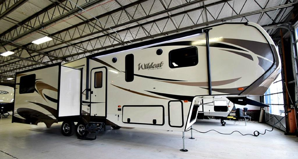 New 2016 Forest River RV Wildcat 28SGX Photo