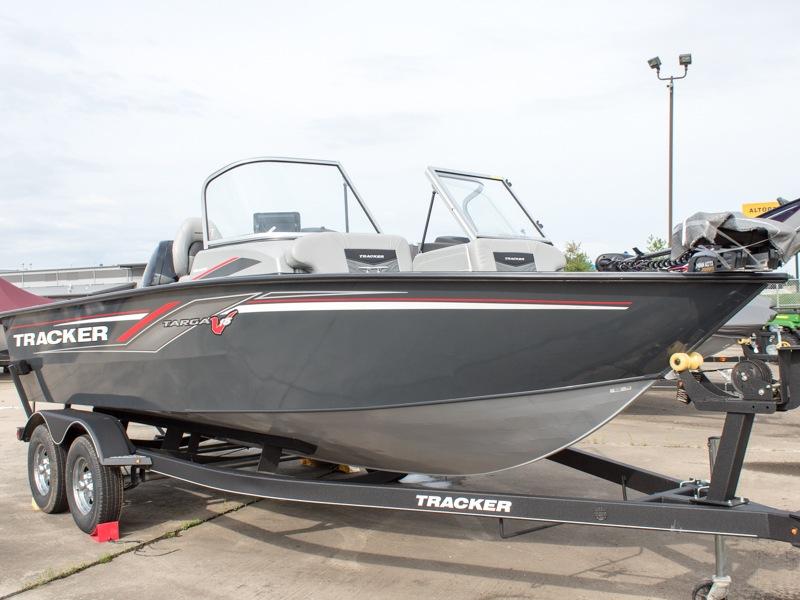 New 2019 Tracker Targa V-18 Combo Deep V Hull at Colman's RV