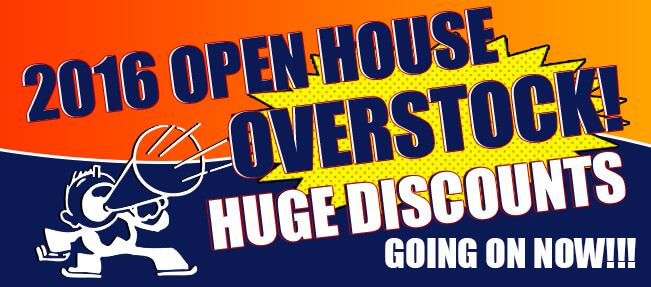 Overstock Open House