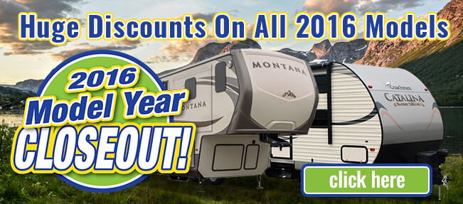 2016 Model Closeout