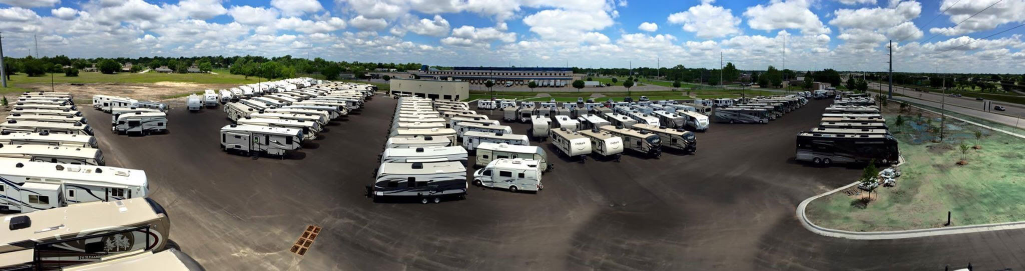 Dean's RV SuperStore - Oklahoma RV Dealer