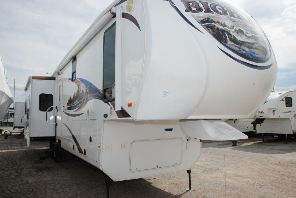 Used 2012 Heartland Bighorn 3455RL Photo