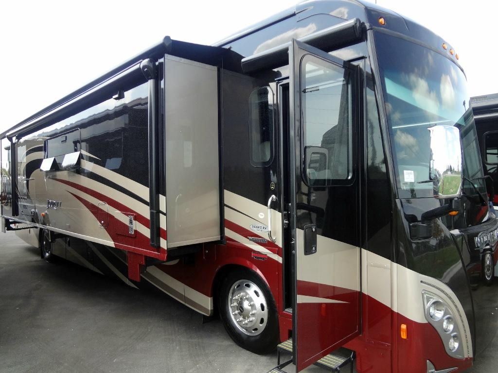 New 2016 Winnebago Journey 40R Photo