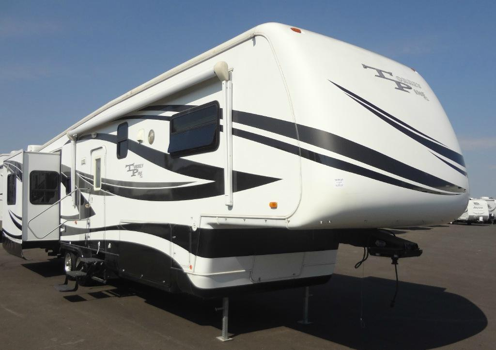 Used 2008 Newmar Torrey Pine TPFW 37LSRE Photo