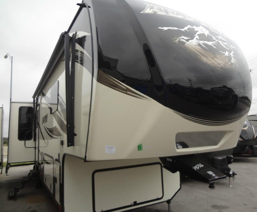 New 2016 Keystone RV Alpine 3601RS Photo