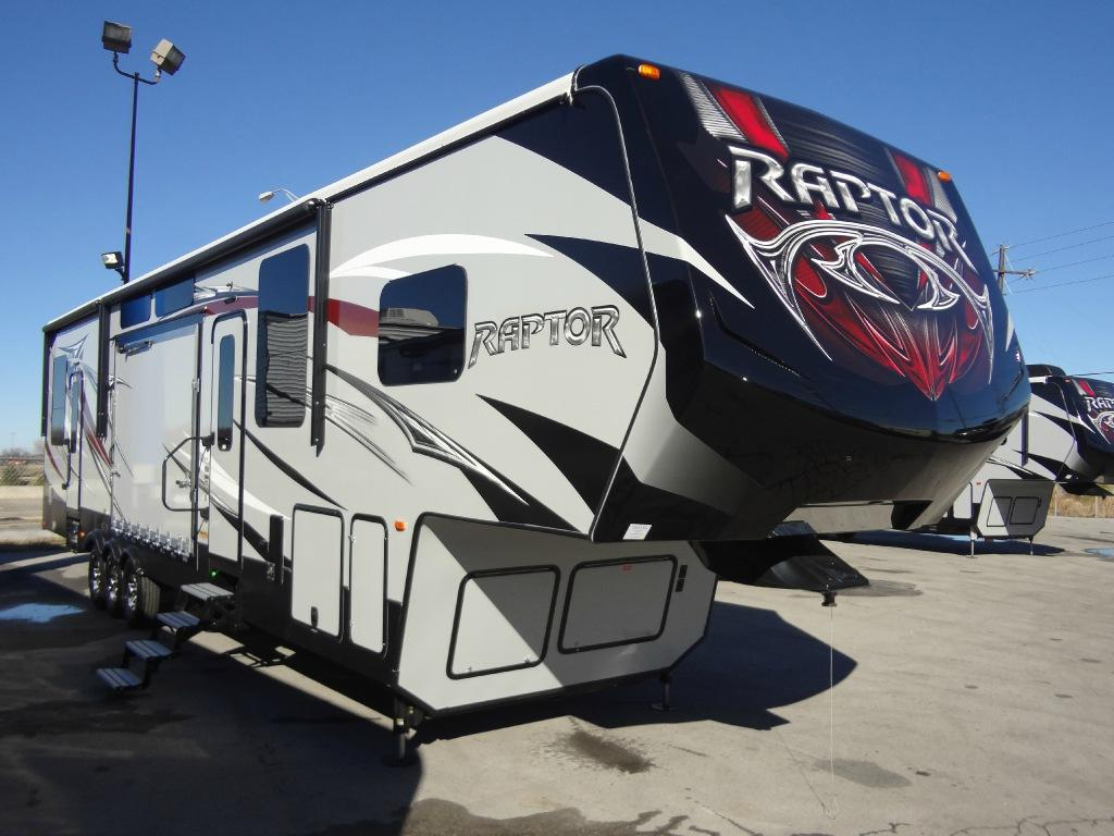 New 2016 Keystone RV Raptor 422SP Photo