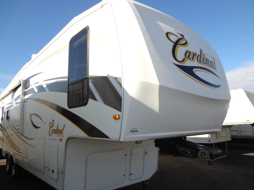 Used 2009 Forest River RV Cardinal 3000RL Photo