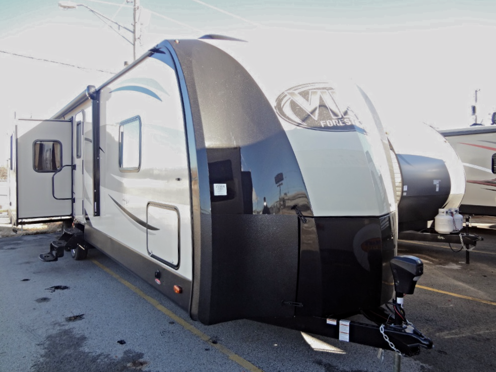 New 2016 Forest River RV Vibe 311RLS Photo