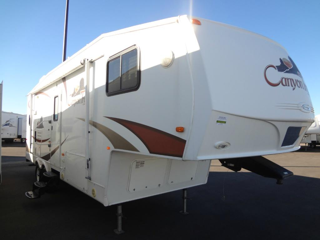 Used 2010 Gulf Stream RV Canyon Trail 25FRKW Photo