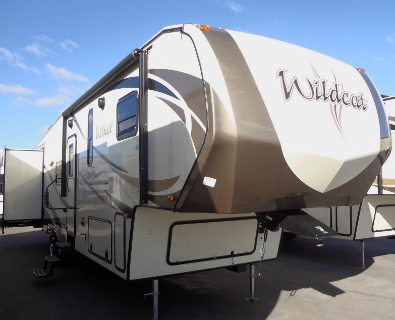New 2016 Forest River RV Wildcat 31SAX Photo