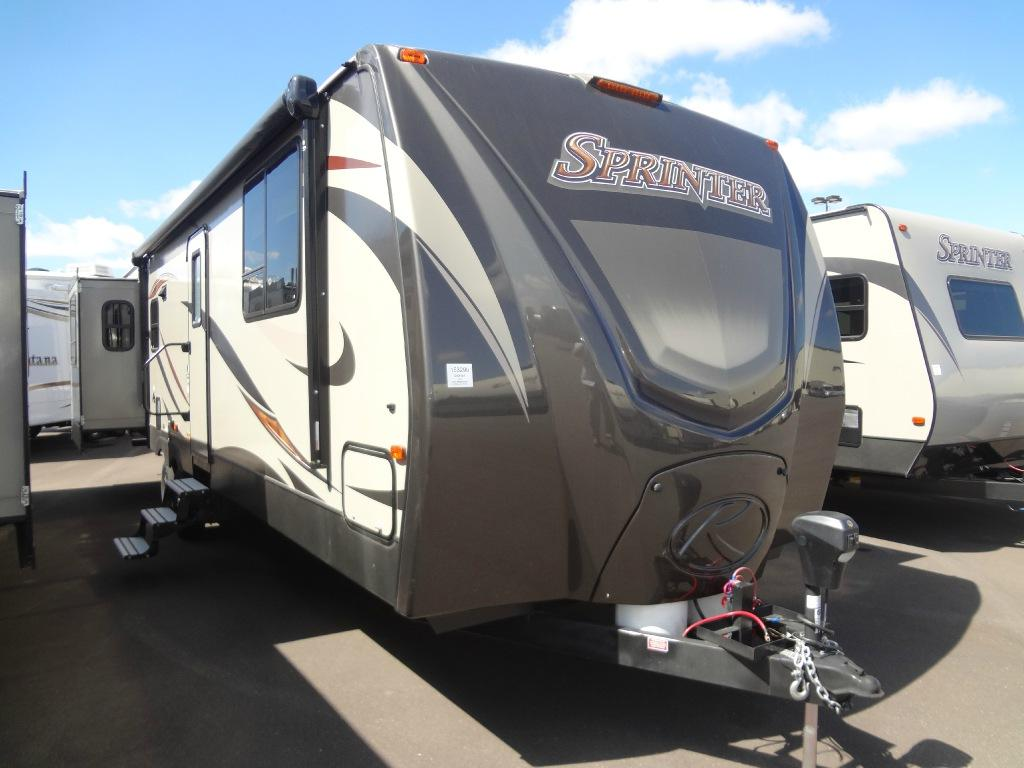 New 2016 Keystone RV Sprinter 299RET Photo