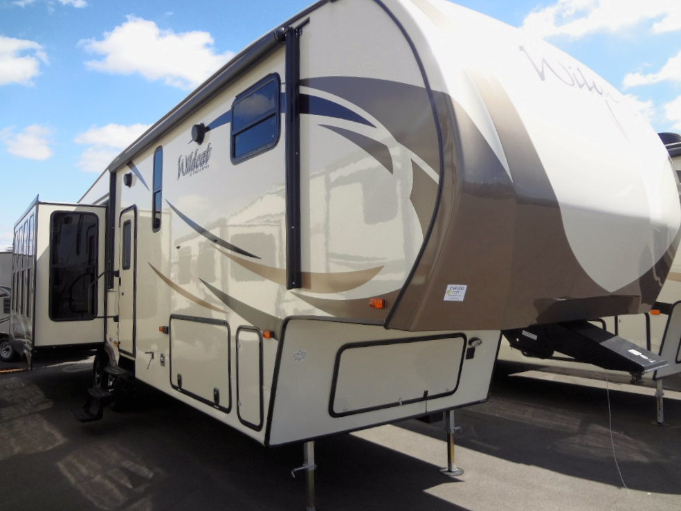 New 2016 Forest River RV Wildcat 327RE Photo