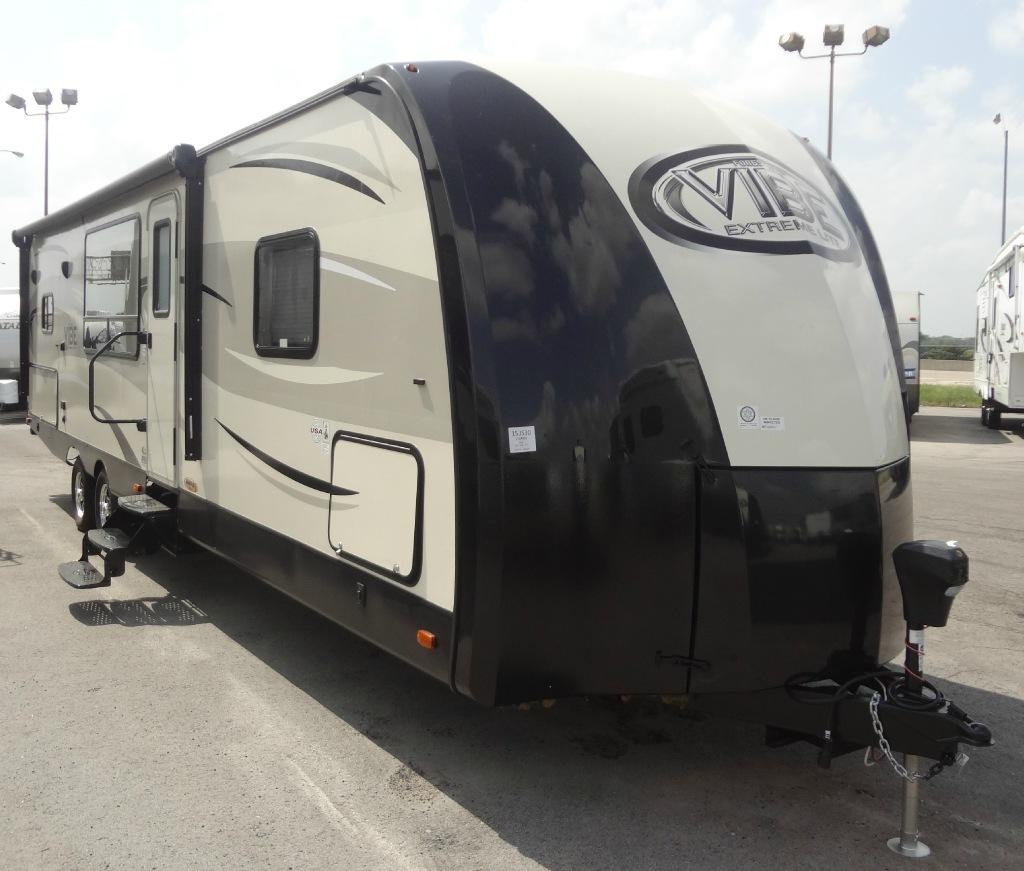 New 2016 Forest River RV Vibe 268 RKS Photo