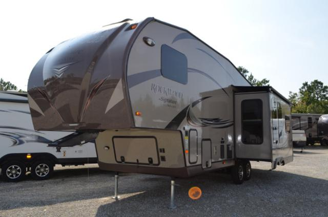 New 2015 Forest River RV Rockwood Signature Ultra Lite 8285IKWS Photo