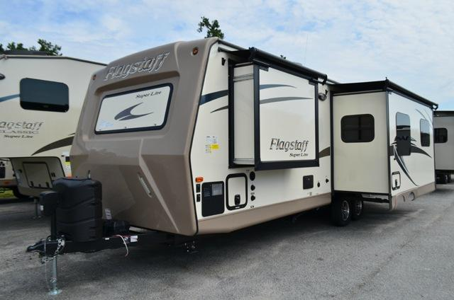 New 2016 Forest River RV Flagstaff Super Lite 26RLWS Travel Trailer For Sale