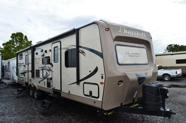 New 2016 Forest River Flagstaff Classic Super Lite Travel Trailer For Sale 0234