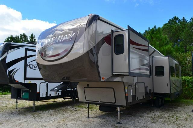 New 2016 Heartland Gateway 3650BH Fifth Wheel For Sale 0001