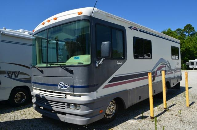 Used 1998 Fleetwood Flair Special 30A Class A Motorhome For Sale 0020