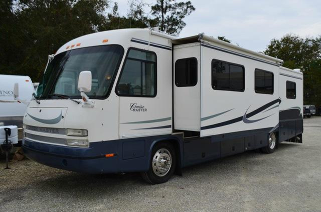 Used 2001 Georgie Boy Cruise Master 38D Class A Diesel Pusher For Sale 0071