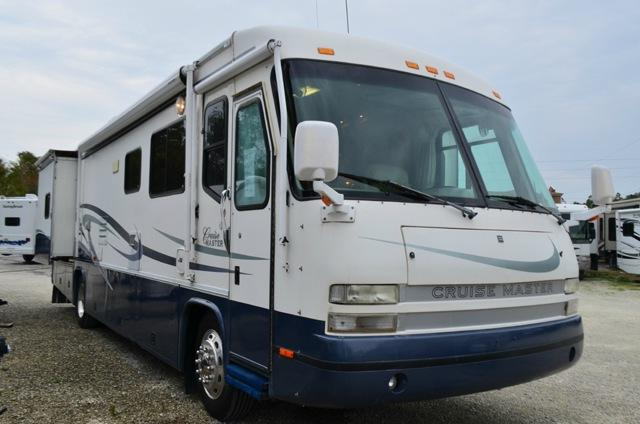 Used 2001 Georgie Boy Cruise Master 38D Class A Diesel Pusher For Sale 0072