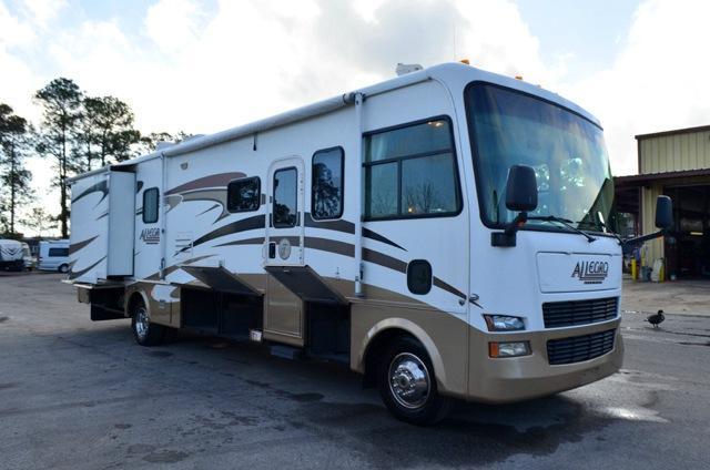 Used 2007 Allegro Open Road 35TSA Class A Motor Home For Sale 0002