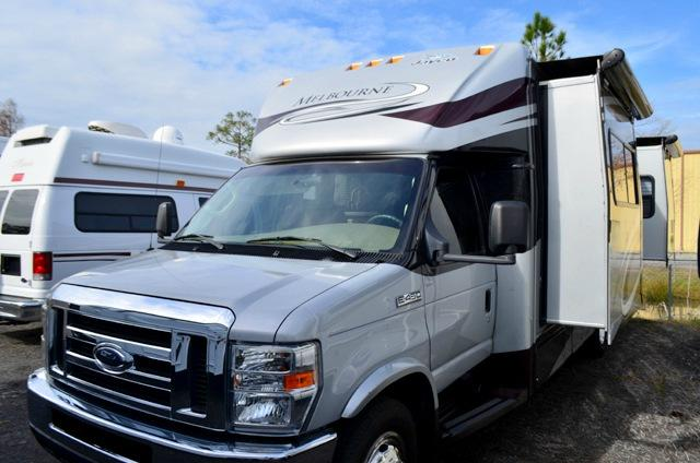 Used 2009 Jayco Melbourne 26A Class C Motorhome For Sale 0195
