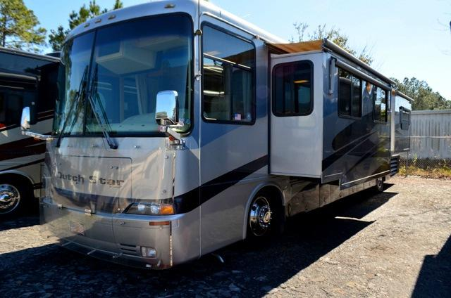 Used 2003 Newmar Dutch Star 4005 Diesel Class A Motor Home For Sale 0094