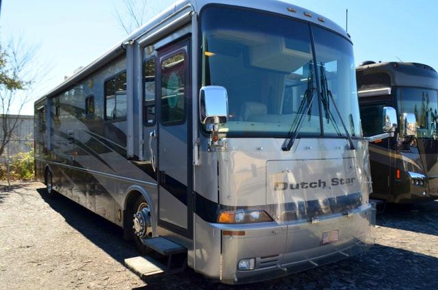 Used 2003 Newmar Dutch Star 4005 Diesel Class A Motor Home For Sale 0095