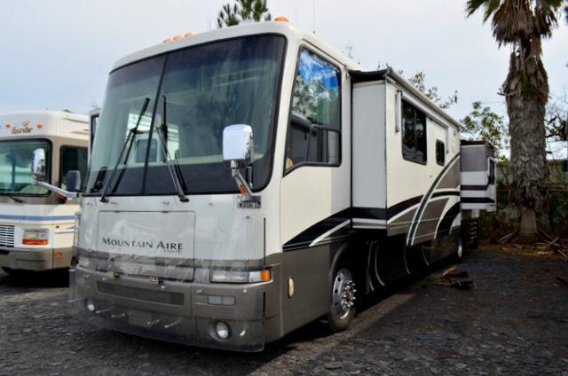 Used 2000 Newmar Mountain Aire 40 Class A Diesel Pusher Motor Home For Sale 0097