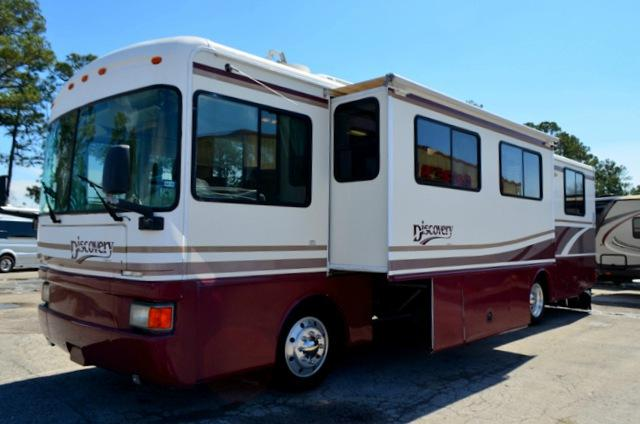 Used 1998 Fleetwood Discovery 36T Diesel Pusher Class A Motor Home For Sale 0067