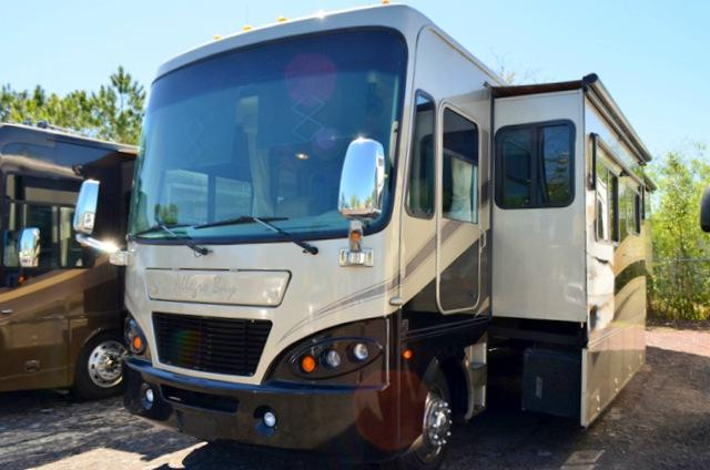 Used 2007 Allegro Bay 34XB Diesel Class A Motor Home For Sale 0040