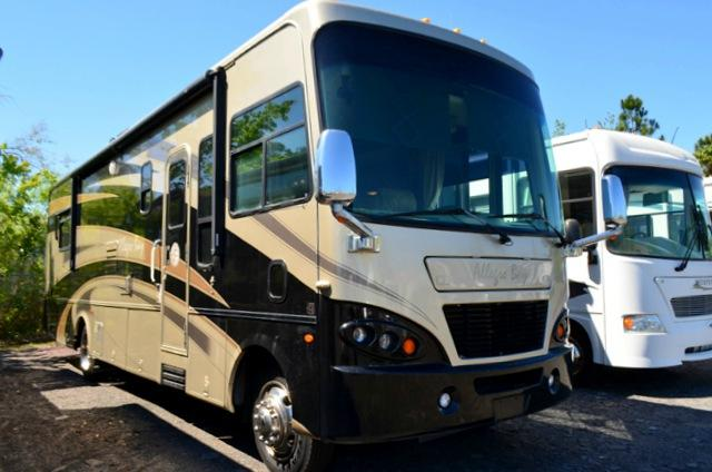 Used 2007 Allegro Bay 34XB Diesel Class A Motor Home For Sale 0041