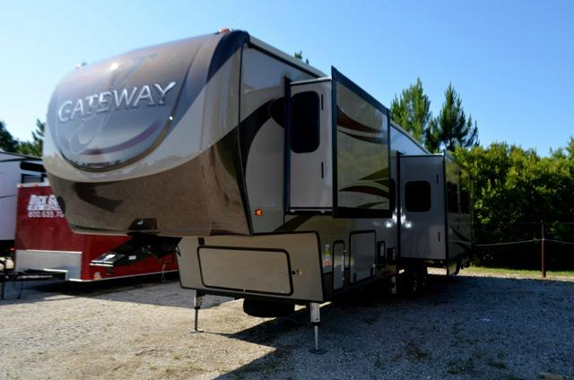 New 2017 Heartland Gateway 3650BH Fifth Wheel For Sale 0029