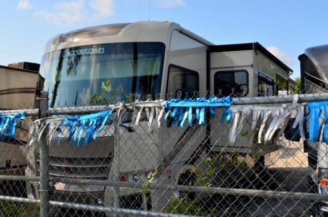 New 2017 Forest River Georgetown GT3 30X3 Class A Motor Home For Sale 0001