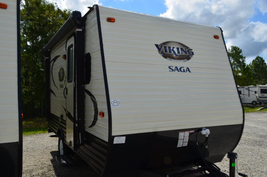 New 2017 Coachmen RV Viking Saga 16B Photo