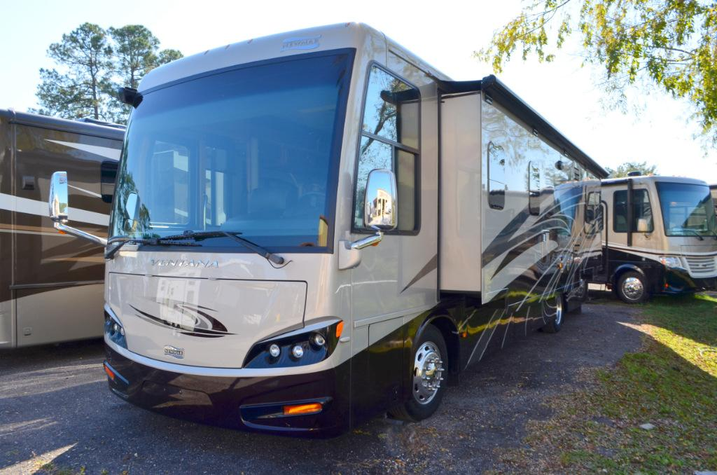 Used 2015 Newmar Ventana 3635 Class A Diesel Pusher For Sale 0230