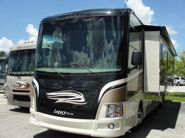 New 2016 Forest River RV Legacy SR 340 360RB Photo