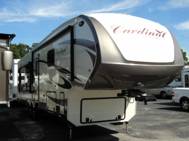 New 2016 Forest River RV Cardinal 3875FB Photo