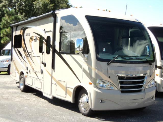 New 2016 Thor Motor Coach Axis 24.1 Photo