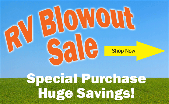 ET Quality RVs RV Blowout Sale