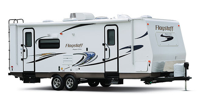 travel trailers for sale in texas