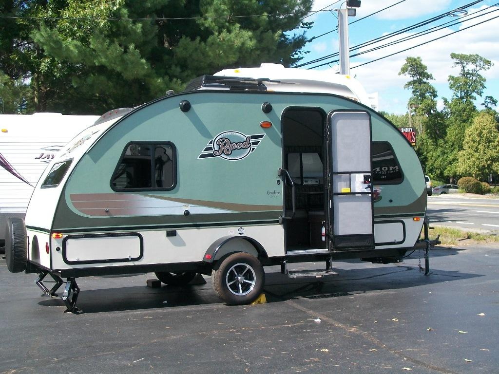 Used 2015 Forest River RV R Pod RP-178 Photo