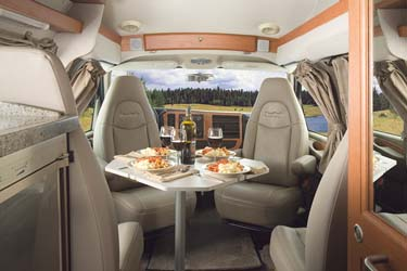 Fretz Rv Class B Motorhomes Class B Van Campers