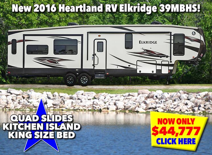 Heartland Elkridge 39MBHS
